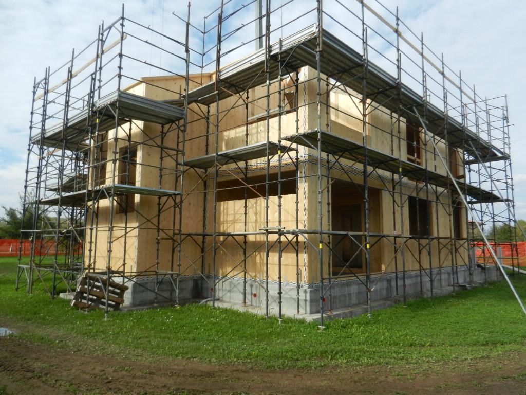 Casa a due piani in x lam gp edilizia - Casa a due piani ...
